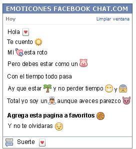 Como Poner Un Emoticon Carta De Corazon En Facebook